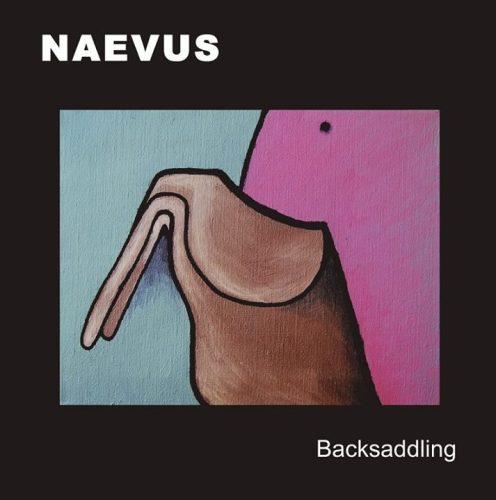 """NAEVUS - Backsaddling 7"""" EP"""