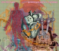 GOVERNMENT ALPHA VS. .NYCTALOPS. ‎– Into The Stupor CD