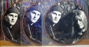 DEATH IN JUNE - Born Again 12%22 Picture Disc (CEN 09) (4iB Records)