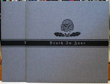 DEATH IN JUNE - March Of The Lonely 7%22 (4iB Records)