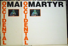 DEATH IN JUNE PRESENTS OCCIDENTAL MARTYR – Occidental Martyr 10%22 (NERO VIII) (4iB Records)