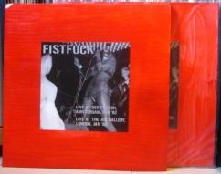 FISTFUCK - Live LP (WAD 007)