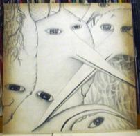 H.N.A.S. - Melchior (Aufmarsch Der Schlampen) LP (UD 018) (4iB Records)
