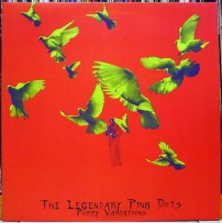 LEGENDARY PINK DOTS, THE – Poppy Variations 2LP (mt064) (4iB Records)