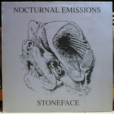 NOCTURNAL EMISSIONS - Stoneface LP (PHOE 01) (4iB Records)