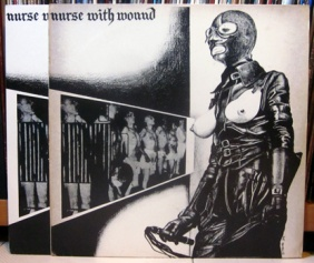 NURSE WITH WOUND - Chance Meeting On A Dissecting Table Of A Sewing Machine And An Umbrella LP (UD 01) (4iB Records)