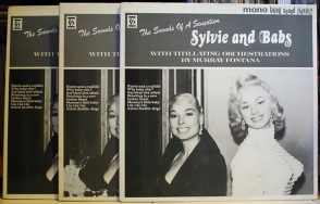 NURSE WITH WOUND – The Sylvie And Babs Hi-Fi Companion LP (LAY 15) (4iB Records)