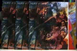 NURSE WITH WOUND - Gyllenskold:Brained LP (LAY 30) (4iB Records)