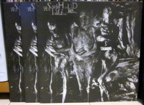 NURSE WITH WOUND - Insect And Individual Silenced LP (U.D.08) (4iB Records)