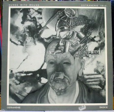 NURSE WITH WOUND - Ostranenie 1913 LP (TMR 03) (4iB Records)