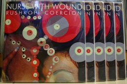 NURSE WITH WOUND - Rushkoff Coercion 7%22 (tourette 018) (4iB Records)