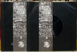 NURSE WITH WOUND:TERMITE QUEEN, THE - Crank:Wisecrack 7%22 (WW 01) (4iB Records)