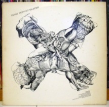 ORGANUM:EDDIE PREVOST – Crux : Flayed LP (SR8704) (4iB Records)