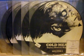 VAGINA DENTATA ORGAN - Cold Meat Pic Disc LP (WSNS 004) (4iB Records)