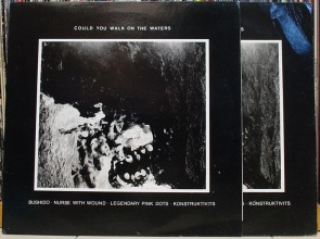 VARIOUS - Could You Walk On The Waters LP (TMLP 09) (4iB Records)