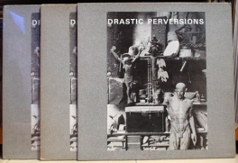 VARIOUS - Drastic Perversions LP (XXX-LP-2) (4iB Records)