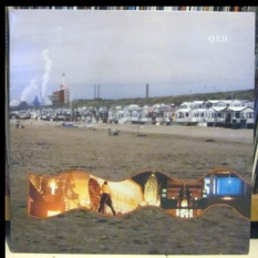 VARIOUS - Q.E.D. 2xLP (N.L.C. 001) (4iB Records)