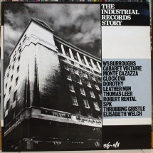 VARIOUS - The Industrial Records Story LP (JAMS 39) (4iB Records)