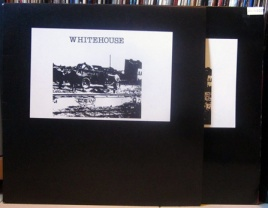 WHITEHOUSE - Live Action 4-11-83 at The Slaughterhouse LP (4iB Records)