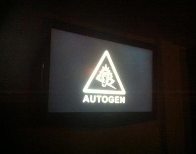 Autogen Screen