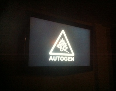 Autogen Screen