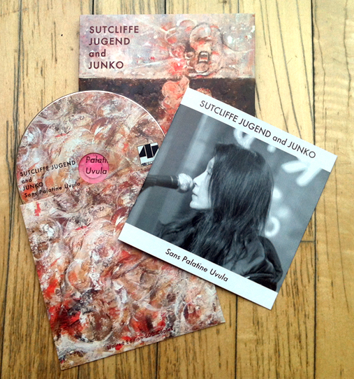 SUTCLIFFE JUGEND and JUNKO CD (Photo)