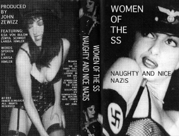 Women Of The SS - Naughty and Nice Nazi's VHS