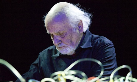 Morton Subotnick plays at Unsound in Adelaide.