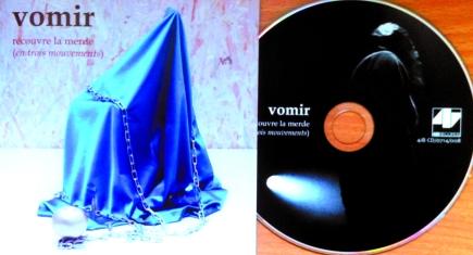 VOMIR - recouvre la merde (Image 1)