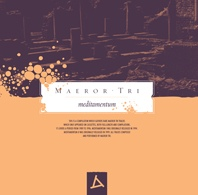 Maeror Tri - Meditamentum