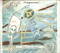 Rapoon - What Do You Suppose? / Project Blue Book