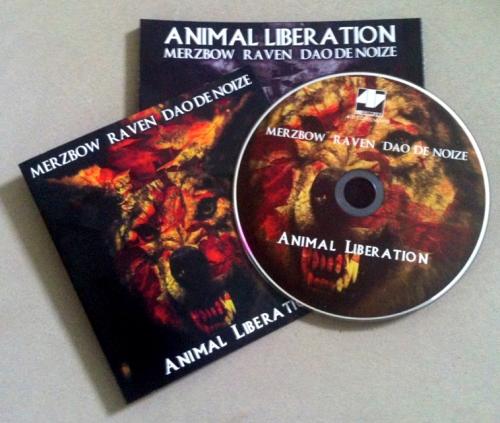 Merzbow Raven Dao De Noize - Animal Liberation