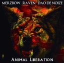 Merzbow Raven Dao De Noize - Animal Liberation CD (4iB016)