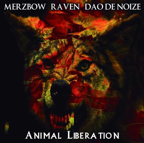 Merzbow Raven Dao De Noize - Animal Liberation CD (4iB016)