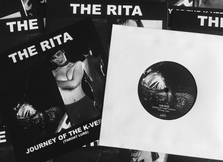The Rita - Journey Of The K-Verband (Throat Lure) 7""