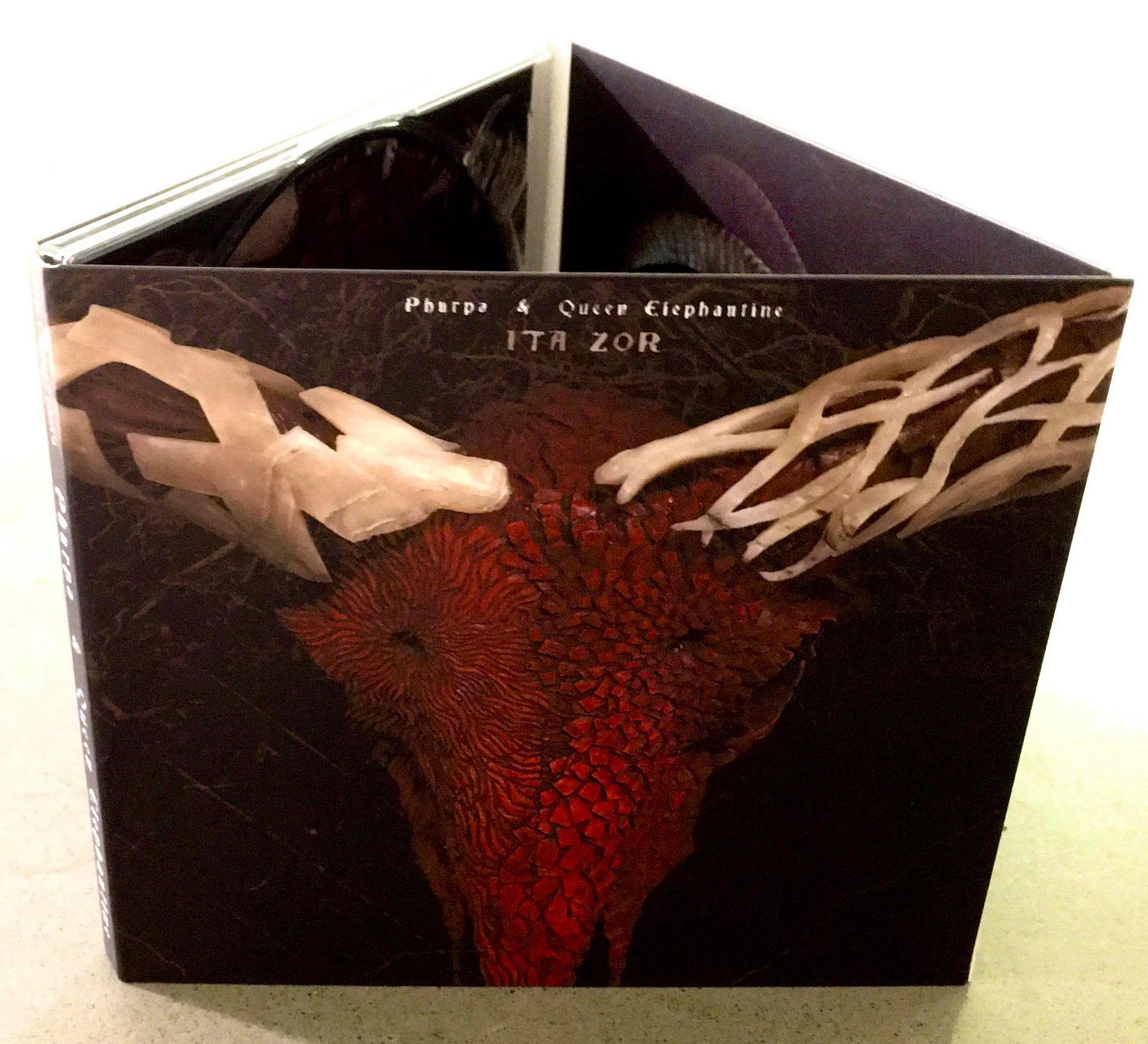 Phurpa & Queen Elephantine - Ita Zor CD (1)