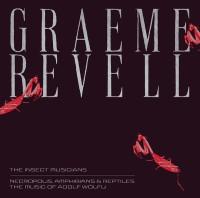 Graeme Revell – The Insect Musicians Necropolis, Amphibians & Reptiles The Music Of Adolf Wölfli