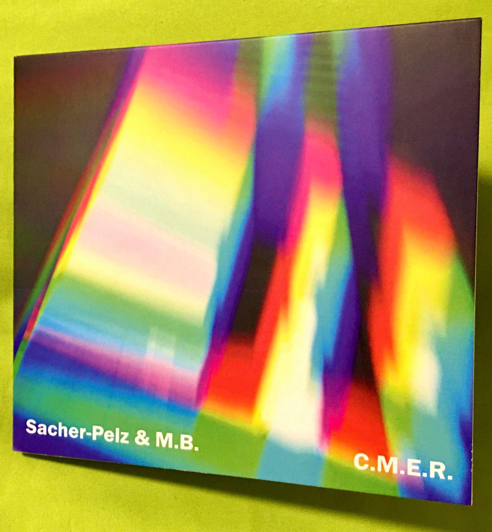 Sacher-Pelz & MB Maurizio Bianchi - CMER CD 1